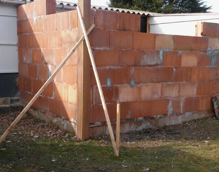 Le Jean Bart en construction