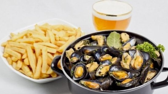 Moules Frites @ CGN