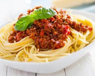 Repas Spaghettis Bolognaise @ CGN